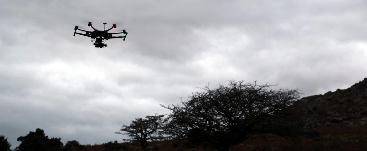Sheepstor Aerial