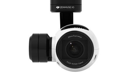 DJI X3 Camera