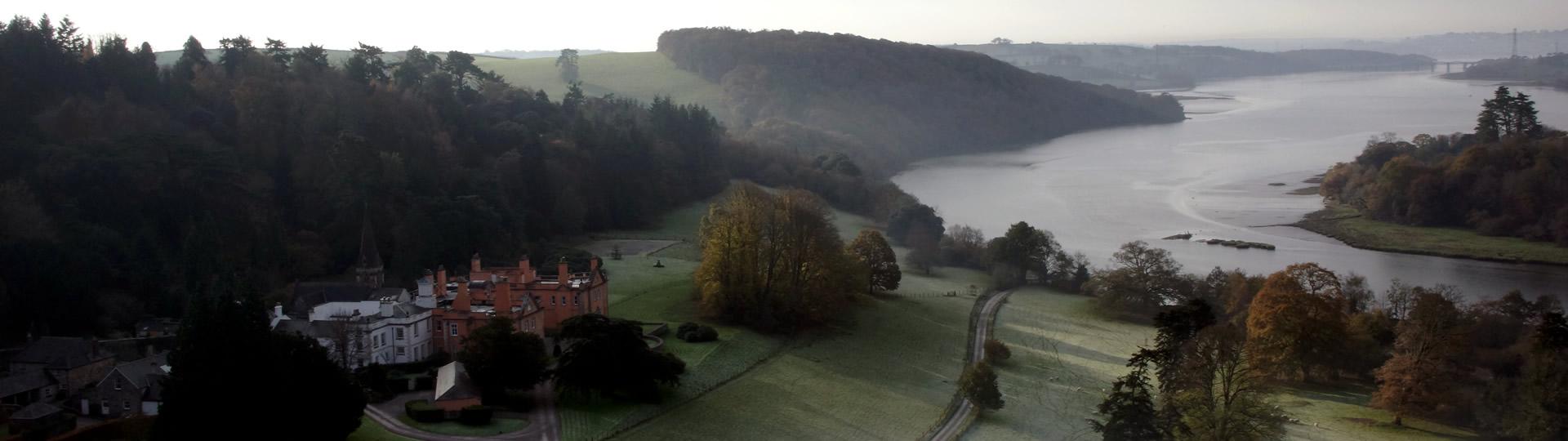 Aerial Filming Devon