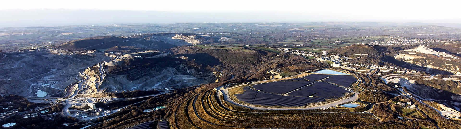 Aerial Filming Cornwall