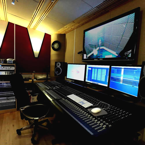 AV Production Studios Plymouth